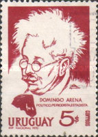 [The 100th Anniversary of the Birth of Domingo Arena, type XI]