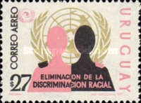 [Airmail - Racial Equality Year, type XN]