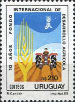 [The 10th Anniversary of the International Agricultural Fund, type YPY]