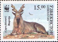 [Endangered Species - The Markhor, type BL]