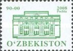 """[Buildings - """"2008"""" on Stamps, type VP1]"""