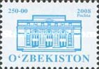 """[Buildings - """"2008"""" on Stamps, type VP3]"""