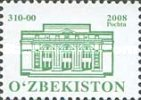 """[Buildings - """"2008"""" on Stamps, type VP4]"""