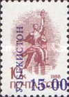[Stamps of Russia Surcharged, Typ Y]