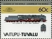 [Locomotives, Typ AQ]
