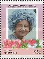 [The 85th Anniversary of the Birth of Queen Elizabeth, 1900-2002, Typ BO]