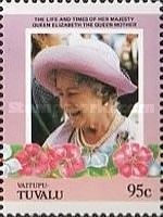 [The 85th Anniversary of the Birth of Queen Elizabeth, 1900-2002, Typ BP]