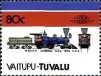 [Locomotives, Typ CA]