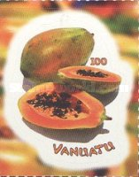 [Tropical Fruits - Self Adhesive Stamps, type ABO]