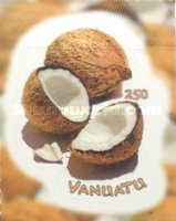 [Tropical Fruits - Self Adhesive Stamps, type ABP]