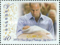 [Royal Baby - Prince George of Cambridge, type AHY]