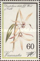 [Orchids - Issues of 1982 Surcharged, type AT1]