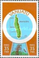 [Issues of 1977 New Hebrides Inscribed