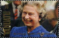 [The 40th Anniversary of Queen Elizabeth II's Accession, type KT]