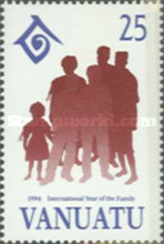 [International Year of the Family, type NK]