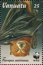 [Endangered Species - Flying Foxes, type PM]