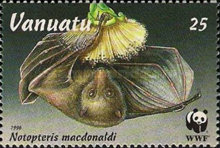 [Endangered Species - Flying Foxes, type PN]