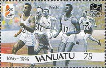 [The 100th Anniversary of Modern Olympics Games, type PY]
