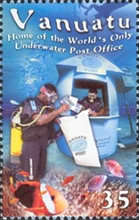 [Underwater Post Office, Hideaway Island, type WY]