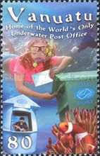 [Underwater Post Office, Hideaway Island, type WZ]