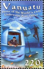 [Underwater Post Office, Hideaway Island, type XB]