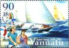 [The 25th Anniversary of the Musket Cove - Port Vila Yacht Race, type XN]