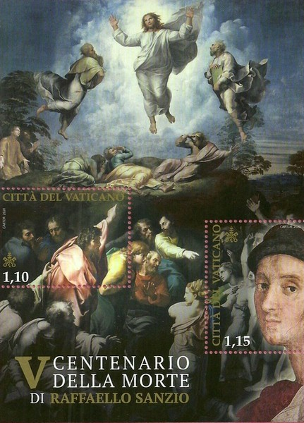 [The 500th Anniversary of the Death of Raffaello