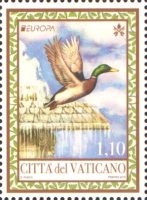 [EUROPA Stamps - National Birds, Typ BRH]