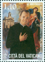 [The 50th Anniversary of the Ordination of Pope Francis, type BSB]