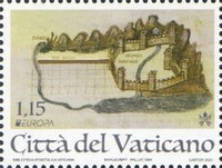 [EUROPA Stamps - Ancient Postal Routes, Typ BSN]