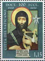 [The 100th Anniversary of the Proclamation of Saint Ephrem as Doctor of the Church, Typ BSV]