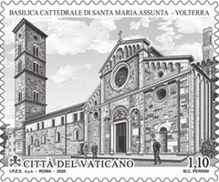 [The 900th Anniversary of the Volterra Basilica, type BTF]