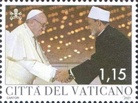 [Interfaith Dialogue Efforts of Pope France, type BTH]