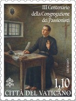 [The 300th Anniversary of the Passionist Congregation, type BTY]