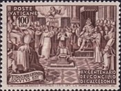 [The 100th Anniversary of the Churchmeeting in Chalzedon, type CA2]
