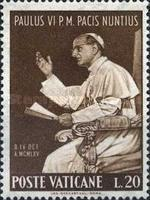 [The Journey of Pope Paul to UN, type IY]