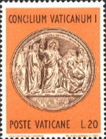 [The 100th Anniversary of the Vatican Council, type LF]