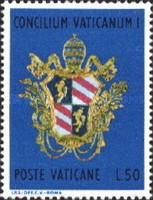 [The 100th Anniversary of the Vatican Council, type LG]