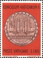 [The 100th Anniversary of the Vatican Council, type LH]