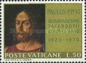 [The 50th Anniversary of the Ordination of Pope Paul VI, type LK]