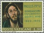 [The 50th Anniversary of the Ordination of Pope Paul VI, type LM]