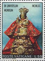 [The Journey of Pope Paul Vi to Asia and Oceania, type LR]
