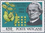 [The 100th Anniversary of the Death of Gregor Mendel, Tip VR]