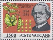 [The 100th Anniversary of the Death of Gregor Mendel, Tip VR1]
