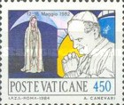 [The World journey of Pope John Paul II, Tip WD]