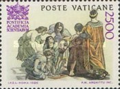 [The 50th Anniversary of the Popes Academy of Science, type XR]