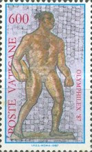 [Exhibition of Olympic Stamps, type YL]