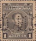 [Simon Bolivar - Postage Stamps of 1915-1923 Perforated