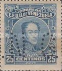 [Simon Bolivar - Postage Stamps of 1924-1928 Perforated