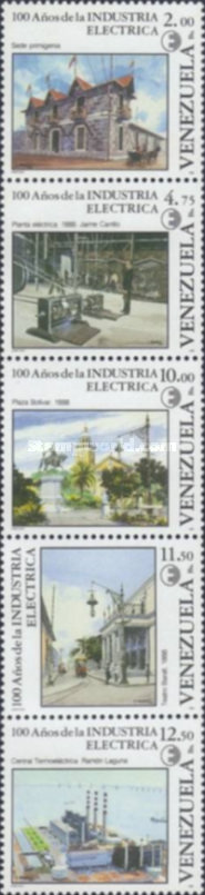 [The 100th Anniversary of Electricity Industry, type ]